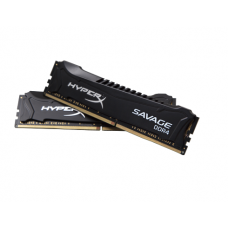 2X4GB DDR4 2666 KINGSTON HYPEX